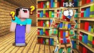 JAK BYC NIEWIDZIALNYM W CHOWANEGO! (Minecraft Hide n Seek)
