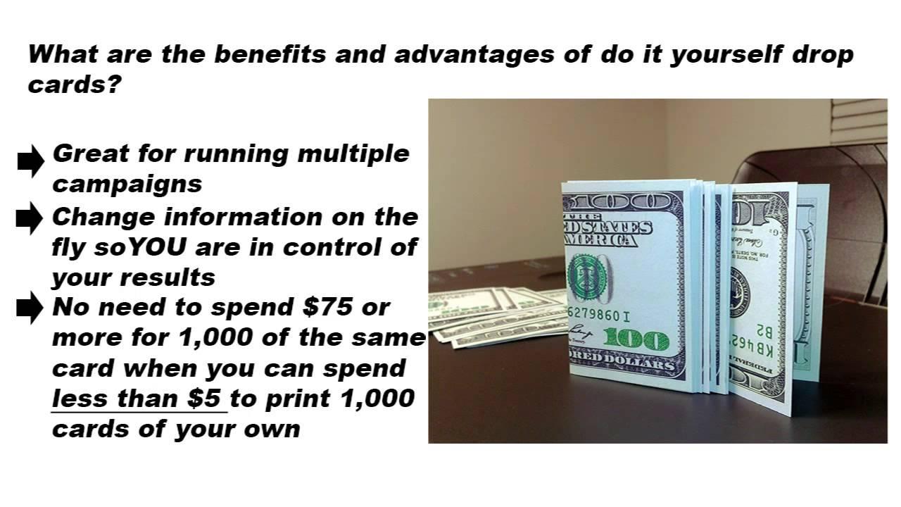 Nice 100 Dollar Bill Drop Card Template Pictures >> Drop Cards ...