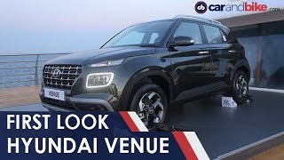 Hyundai Venue First Look | NDTV carandbike
