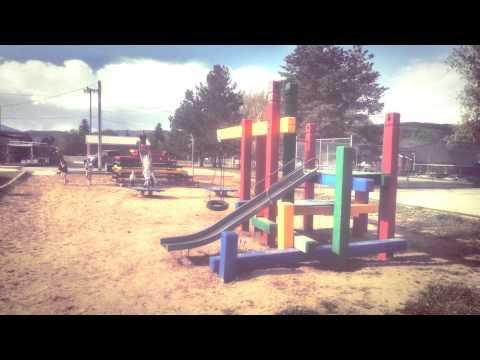 Old Playground in Paradise, UT