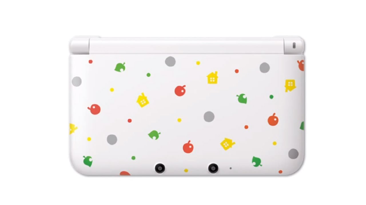 Animal Crossing: New Leaf 3DS XL System