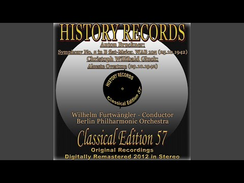 Symphony No. 5 In B-Flat Major, WAB 105: II. Adagio (25.10.1942 - Digitally Remastered 2012)