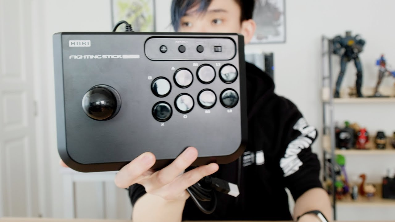 Hori Fighting Stick Mini - The Best Budget Fighting Stick?