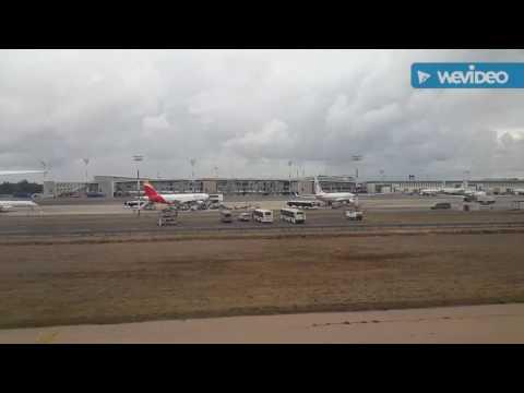 Departure from Casablanca CMN to Jeddah JED, Flight SV376
