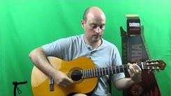 Yamaha C40 Classical Guitar Review - A Great Beginners Guitar