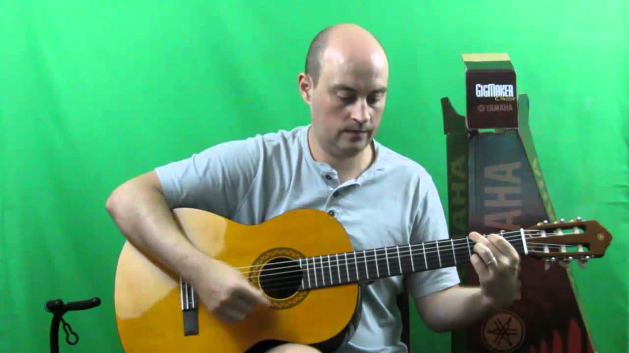 Yamaha Guitar Youtube