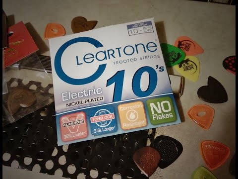 Cleartone Strings: Gear Review