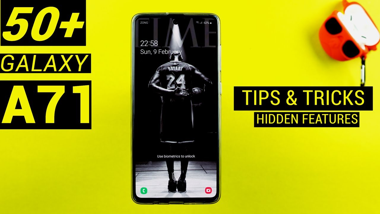 Samsung Galaxy A71 Tips & Tricks | Hidden Features