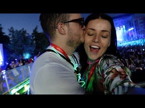 Feesten bij Exit festival tot de zon op komt | Vloggloss 969