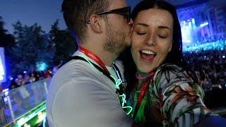 Feesten bij Exit festival tot de zon op komt | Vloggloss 969 thumbnail
