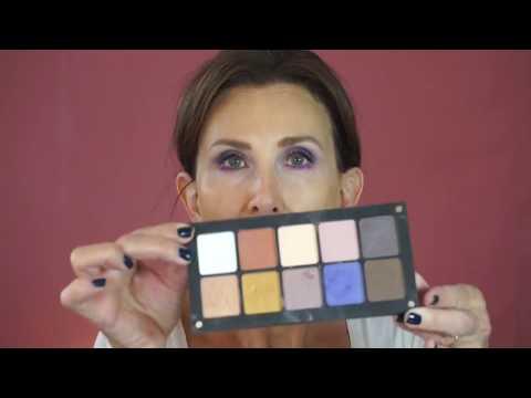 Lavender Eye Using Inglot Shadows | Charleston Makeup Artist | Viewer Request thumbnail