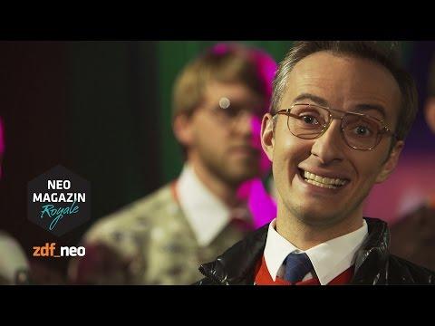 Kay Boehm - Style & das Geld (Cover) | #merkelschwanger NEO MAGAZIN ROYALE - ZDFneo