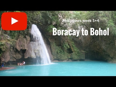 Philippines week 3+4: Boracay to Bohol