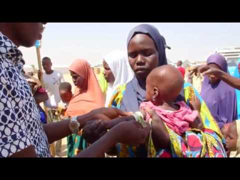 WFP Scaling Up to Fight Extreme Hunger in Areas Affected by Boko Haram in Nigeria