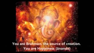 Ganesha Upanishad
