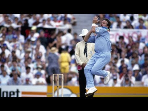 Rare 1992 Cricket World Cup Match 2 India V England Highlights