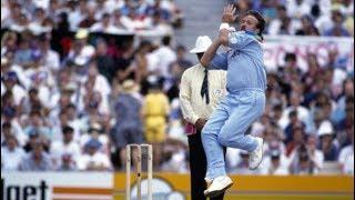 ** Rare ** 1992 Cricket World Cup Match 2 India v England Highlights