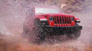 В гостях у Jeep Russia