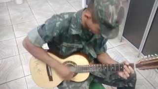 Baixar Soldado tocando  viola caipira