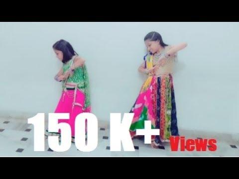 Nagada Sang Dhol Baje Dance By Khanak & Ayushi
