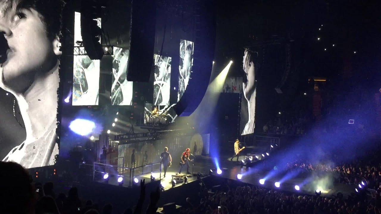 5 seconds of summer out of my limit the forum 111514