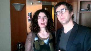 Free Tarek and John - an appeal by filmmakers Atom Egoyan & Arsinee Khanjian