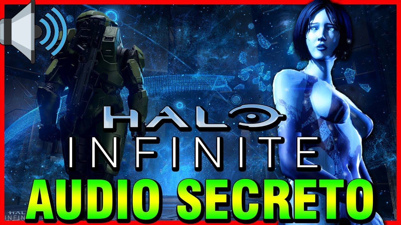 NUEVO EASTER EGG DE HALO INFINITE | AUDIO SECRETO DE CORTANA thumbnail