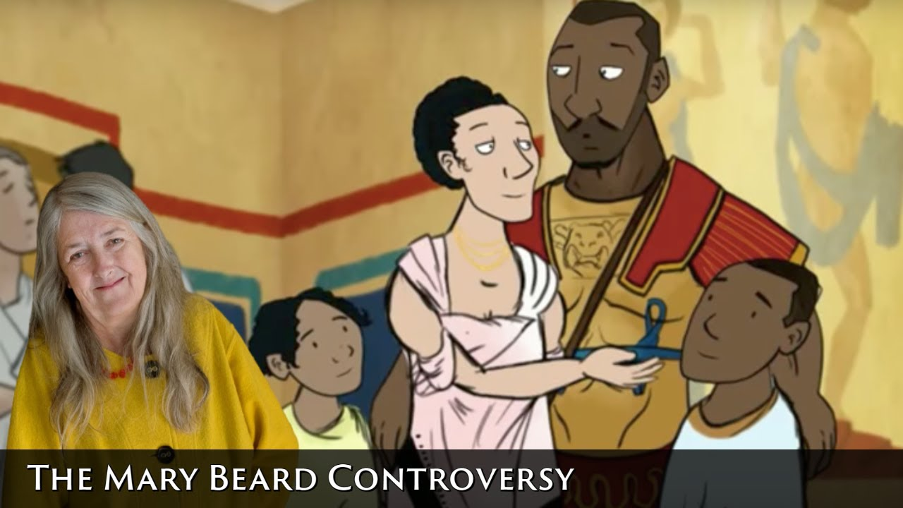 The Mary Beard Controversy:  Race and Roman Britain