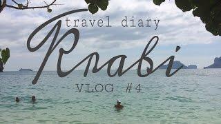 VLOG #4: Thailand ⎪Krabi - 4 Island Tour, Schnorcheln & Sonnenuntergang