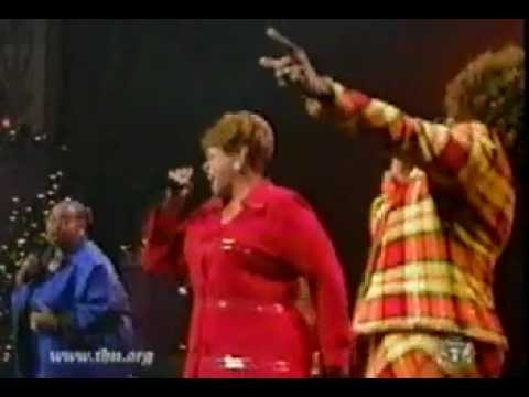 The Clark Sisters - Get All Excited