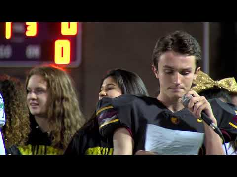 Paradise Tribute with Lucas Giarusso from Menlo-Atherton FB