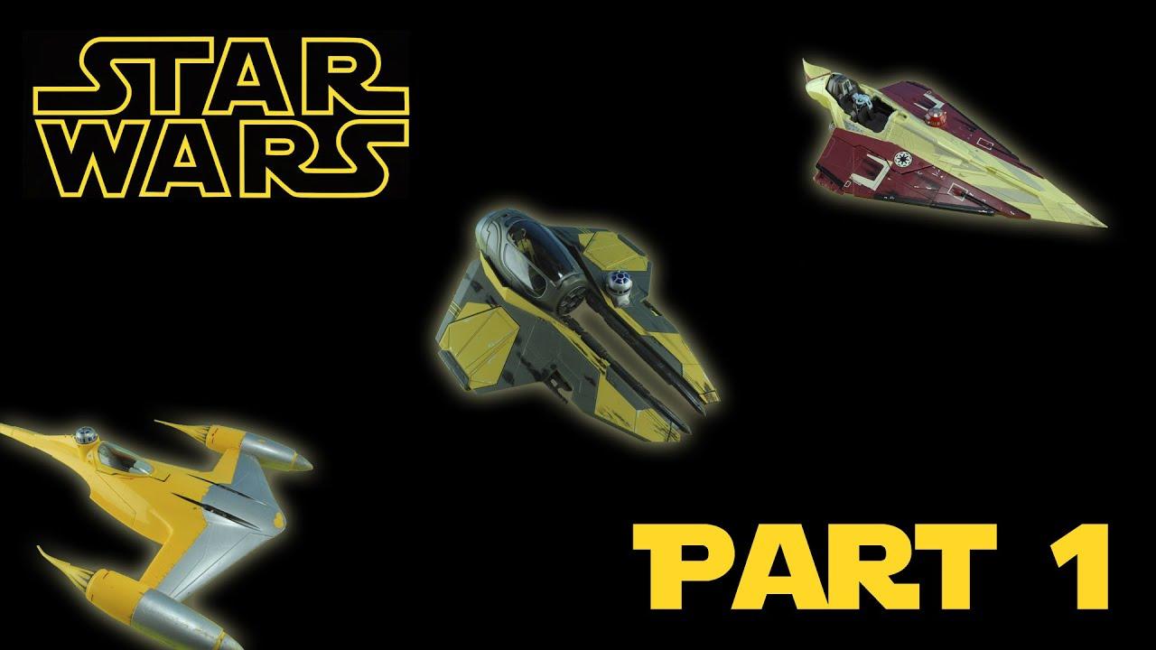 Uncategorized Luke Skywalker Ship star wars amazing ships collection part 1 obi wan kenobi anakin luke skywalker