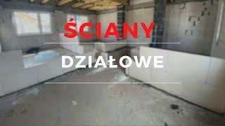Jak zaoszczędzić na tynkach - Budowa osiedla w Kosakowie odc. 7