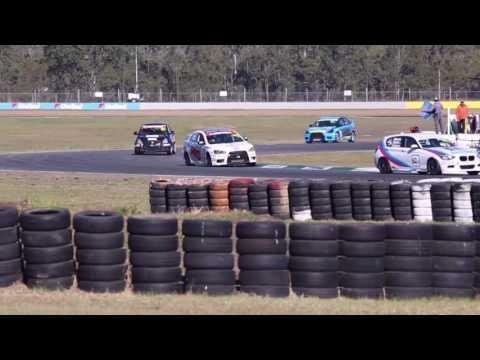 APCS - Open2view Australian Production Car Series - Round 3 - Queensland Raceway