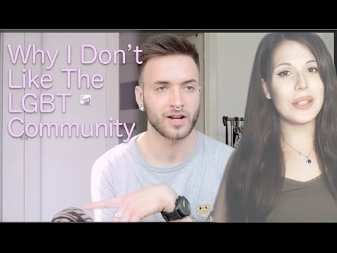 Why I don't like the LGBT community  - BLAIRE WHITE RESPONSE