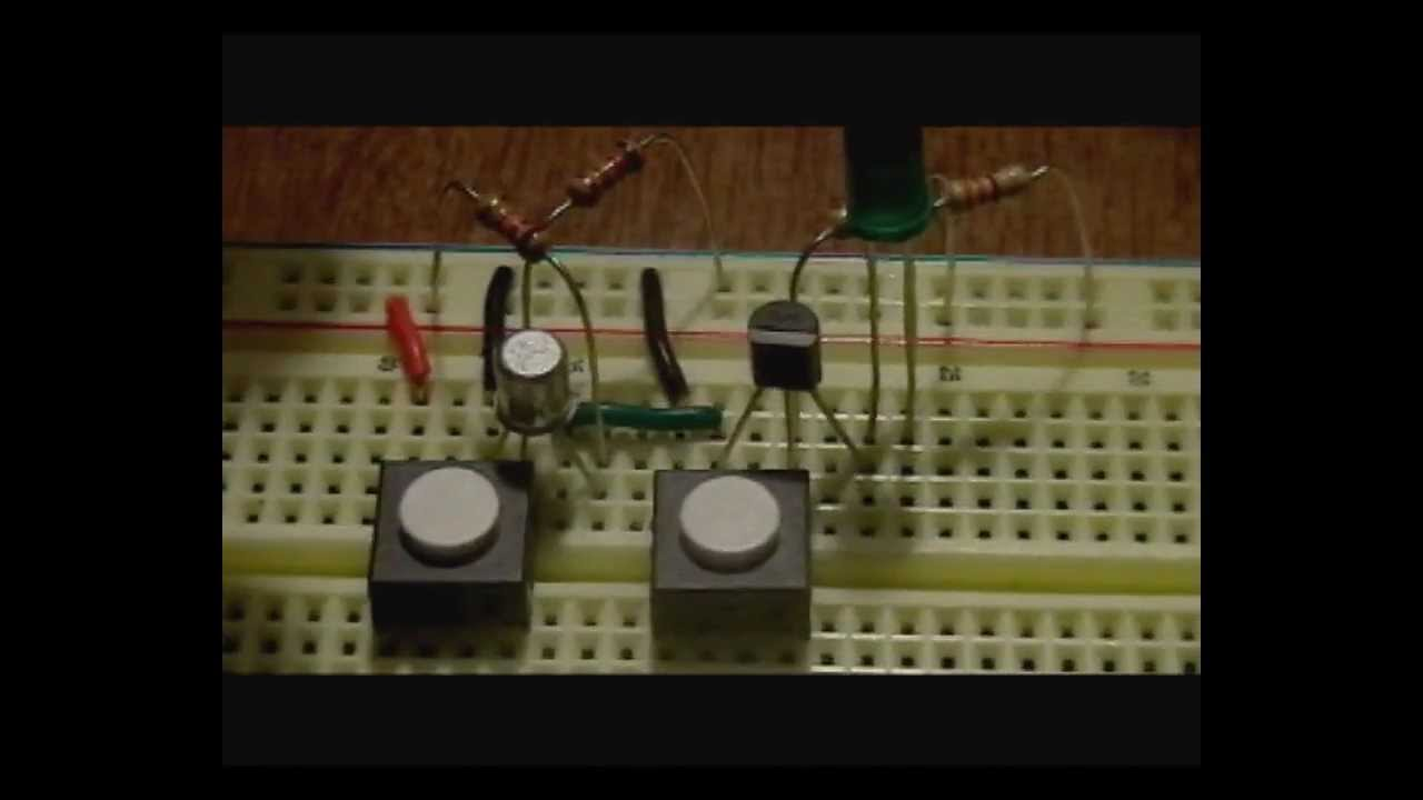 Scr Thyristor Circuit With Schematics Youtube Need For Thyristors In Power Electronic Circuits Electrical