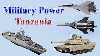 Tanzania Military Power 2017