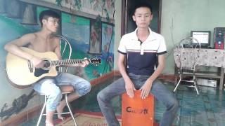 Bước Qua THế Giới Guitar Cover