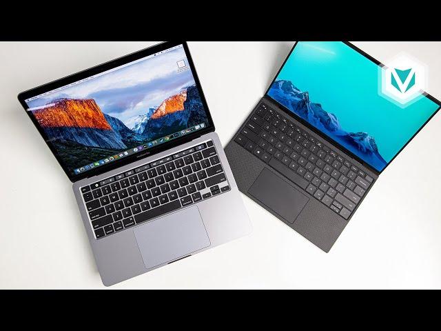 So sánh MacBook Pro 13 vs Dell XPS 13 9300 (2020): Đâu là Ultrabook Đỉnh Nhất? (có câu trả lời)