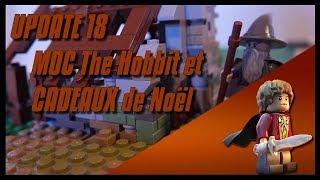 [LEGO] UPDATE 18 (MOC The Hobbit, cadeaux de Noël)