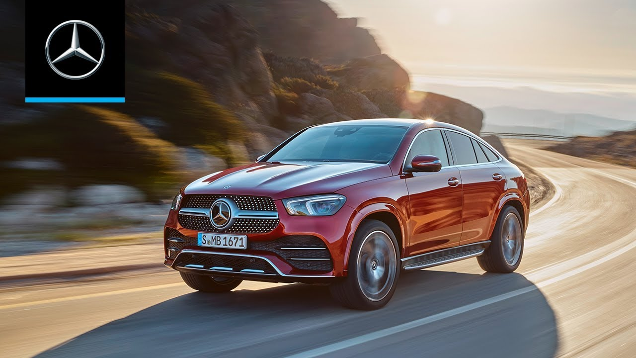 Mercedes Benz Gle Coupe 2020 World Premiere Trailer Youtube