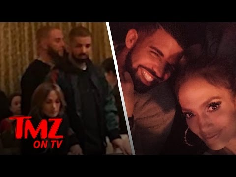 Drake and J Lo Not Laying Low! | TMZ TV