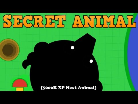 NEW MOPE.IO SECRET ANIMAL AT 5000K // AFTER DRAGON // (Mope.io Update)