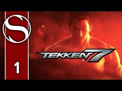 Tekken 7 Full Story Gameplay Longplay