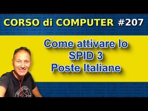 207 Come attivare lo SPID 3 di Poste Italiane | Daniele Castelletti | AssMaggiolina