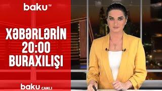 Xəbərlərin - 20.00 buraxılışı (25.12.2019)