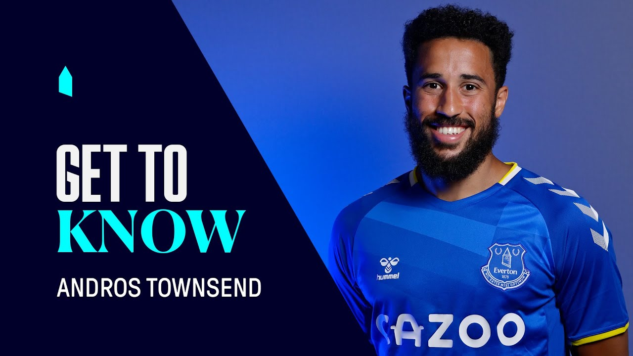 GET TO KNOW: ANDROS TOWNSEND!