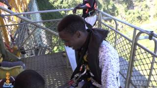 BongaD Faces the Bungee jump (he has heights phobia)