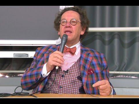 Philippe Daverio - La figura dell'intellettuale - Lezione 5 HD