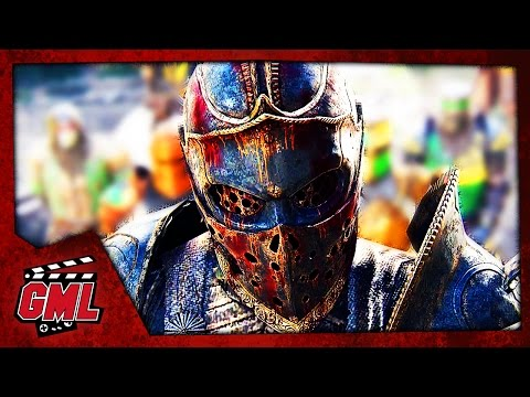 FOR HONOR - FILM COMPLET FRANCAIS